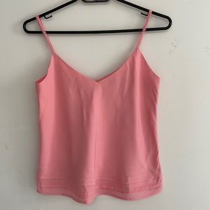 ARITZIA TALULA Pink Tank Top - Size S